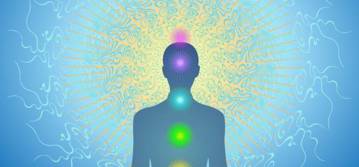 Ondes cérébrales et circulations dans les centres énergétiques