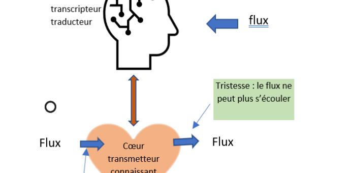 Relation coeur-mental, sutra III.34